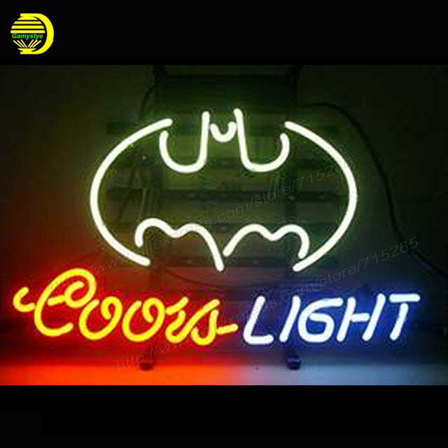 Coors Light Neon Sign Collection (View Item For Selection)