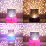 ICOCO LED Starry Night Projector Lamp