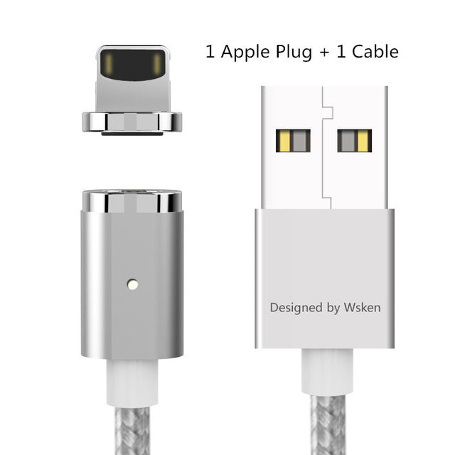 Magnetic Charging Cable Micro USB Charger