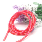 1.4M Spiral USB Charger Cord Protector Wrap