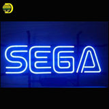 SEGA Gameroom Neon Sign