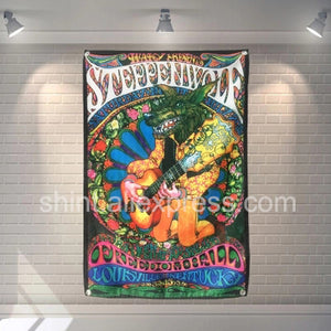 Steppenwolf Music Rock Band Flag 3x5 FT