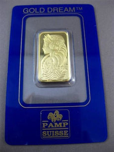 24KT YELLOW GOLD 20 GRAM GOLD LADY SUISSE PAMP COIN PERFECT GIFT!!!! #23356