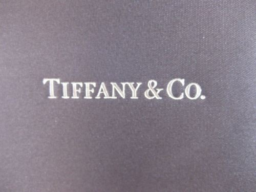RARE TIFFANY & CO. 18K PLATINUM 10.19CTW DIAMOND NECKLACE 23MM WIDE + BOX #2581