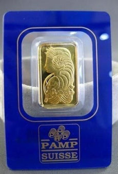 24KT YELLOW GOLD 5 GRAM GOLD BAR SUISSE PAMP GOLD DREAM COIN PERFECT GIFT #2818