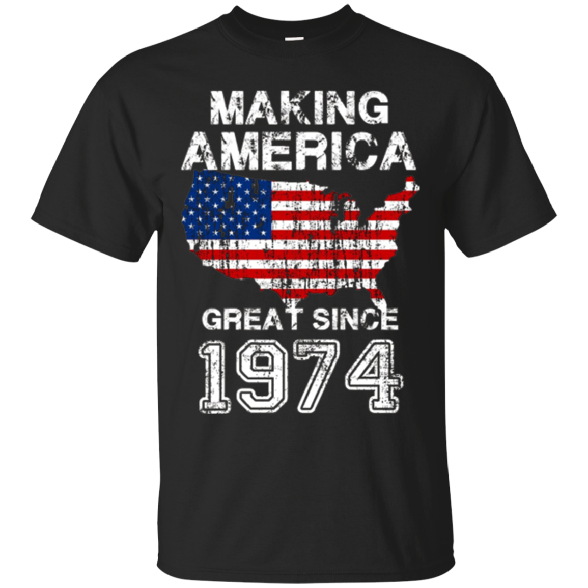 43rd Birthday Gift Shirt for Conservative Man or Woman
