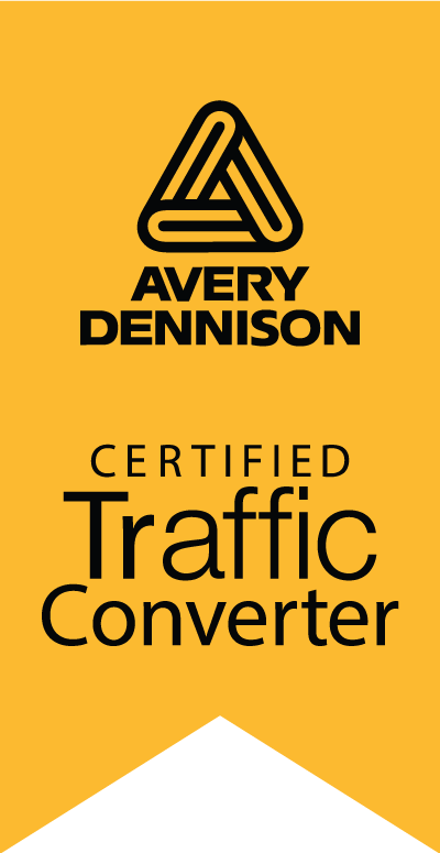 Avery Dennison Certified Traffic Converter
