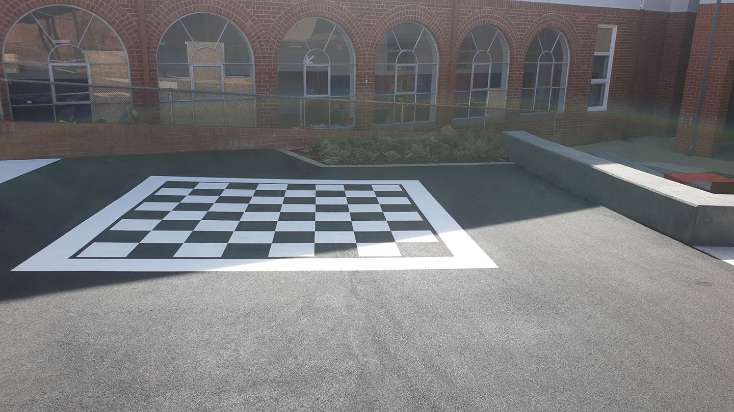 Chessboard Recreational Marking