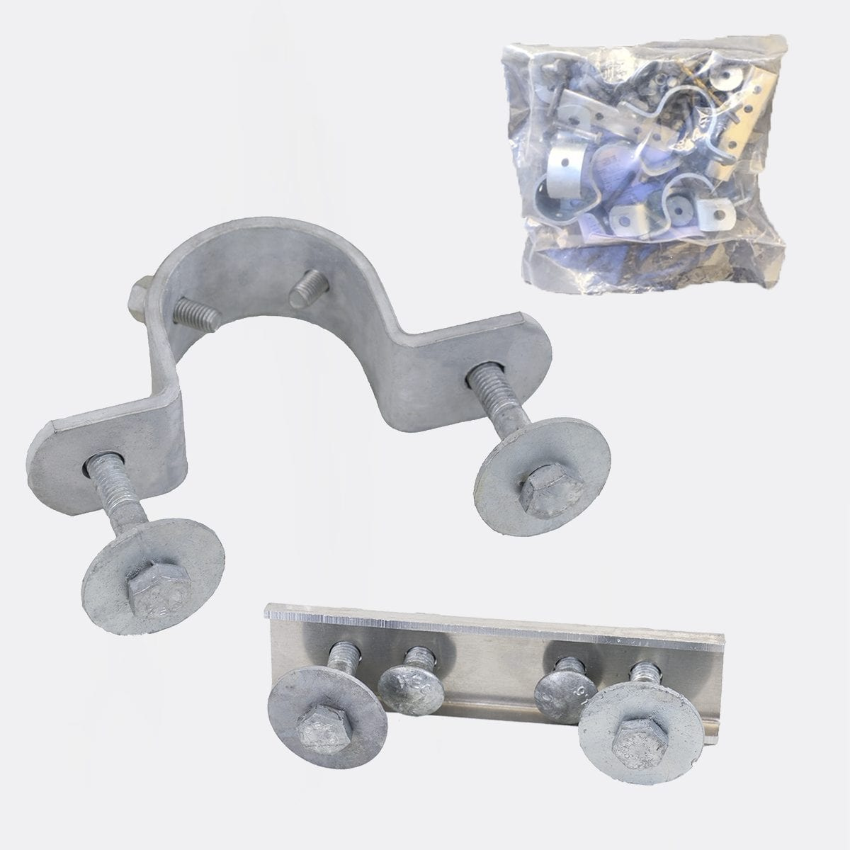 Hazard Board Heavy Duty Bracket Kit