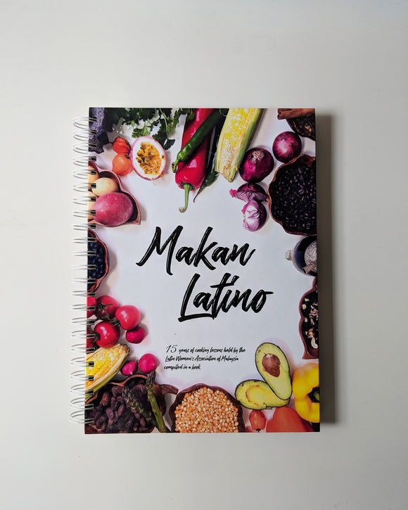 Makan Latino Cookbook