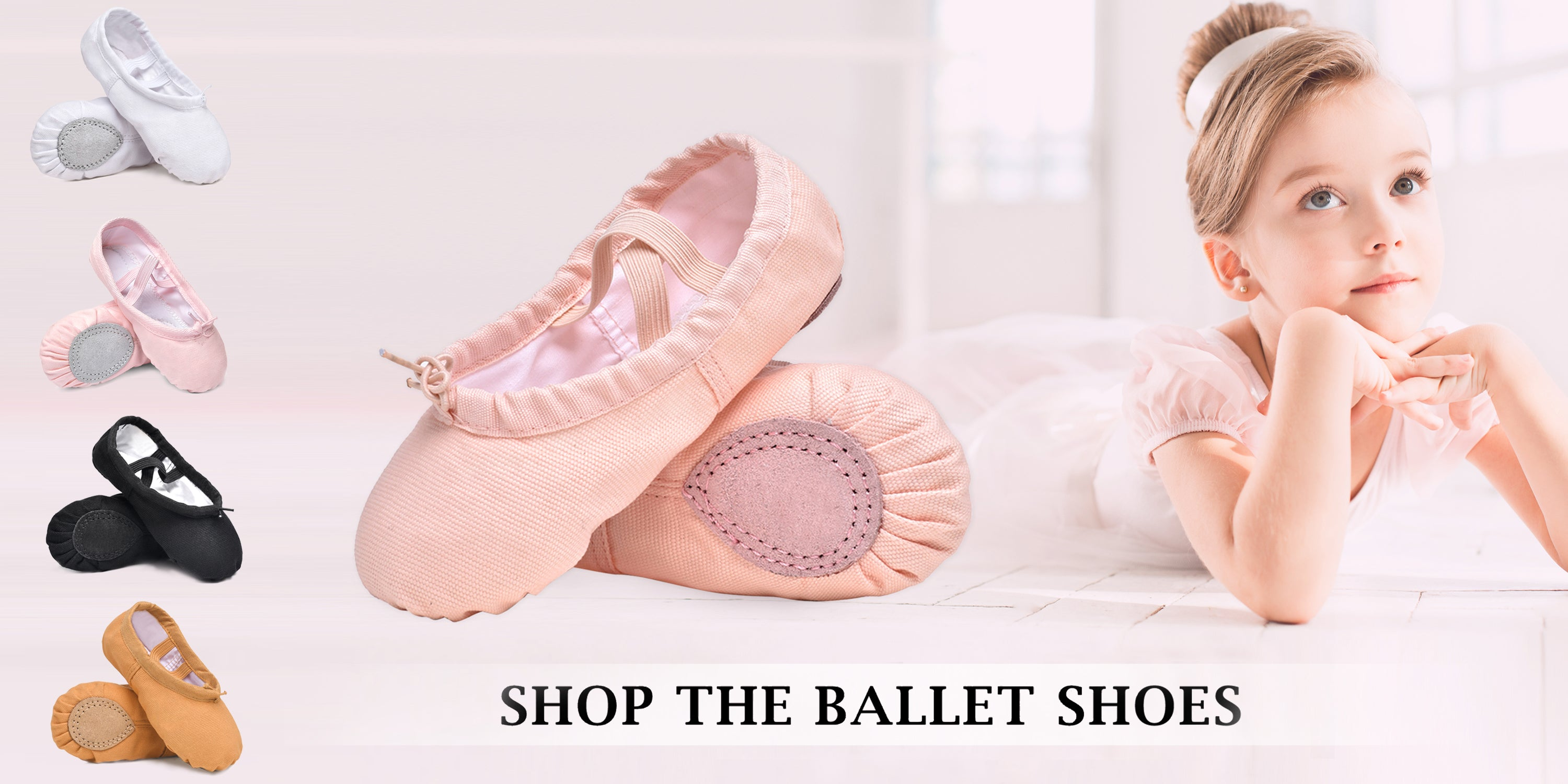 BALLET SHOES: A BUYING GUIDE