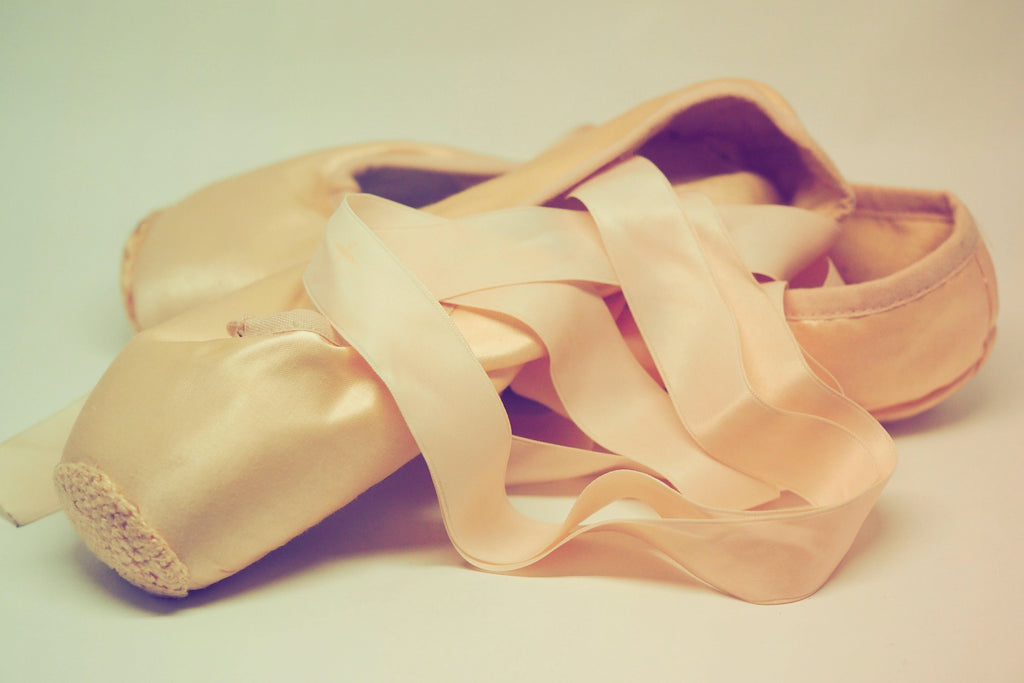 How to Clean Ballet Shoes