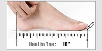 Foot measurement