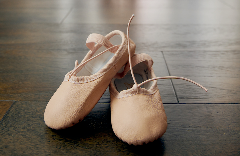 Stelle Leather Ballet shoes