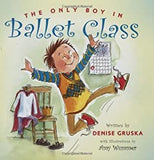 ballet book only boy in ballet class