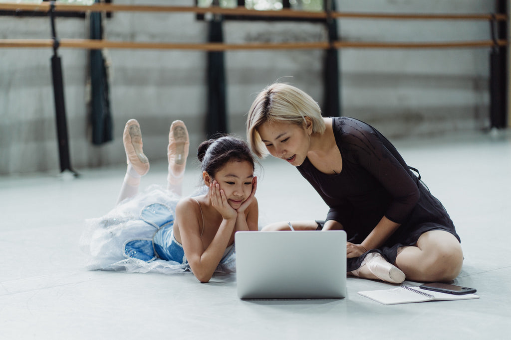 motivate your kids to be a better dancer
