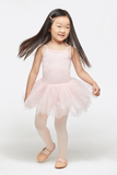 Girl's Camisole Tutu Dress Leotard