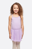 Girl's Camisole Dance Dress Leotard