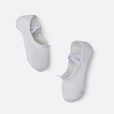 StelleCanvasBalletShoesBalletWhite2