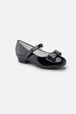 Girls Mary Jane Shoes Bow-Knot School Flat