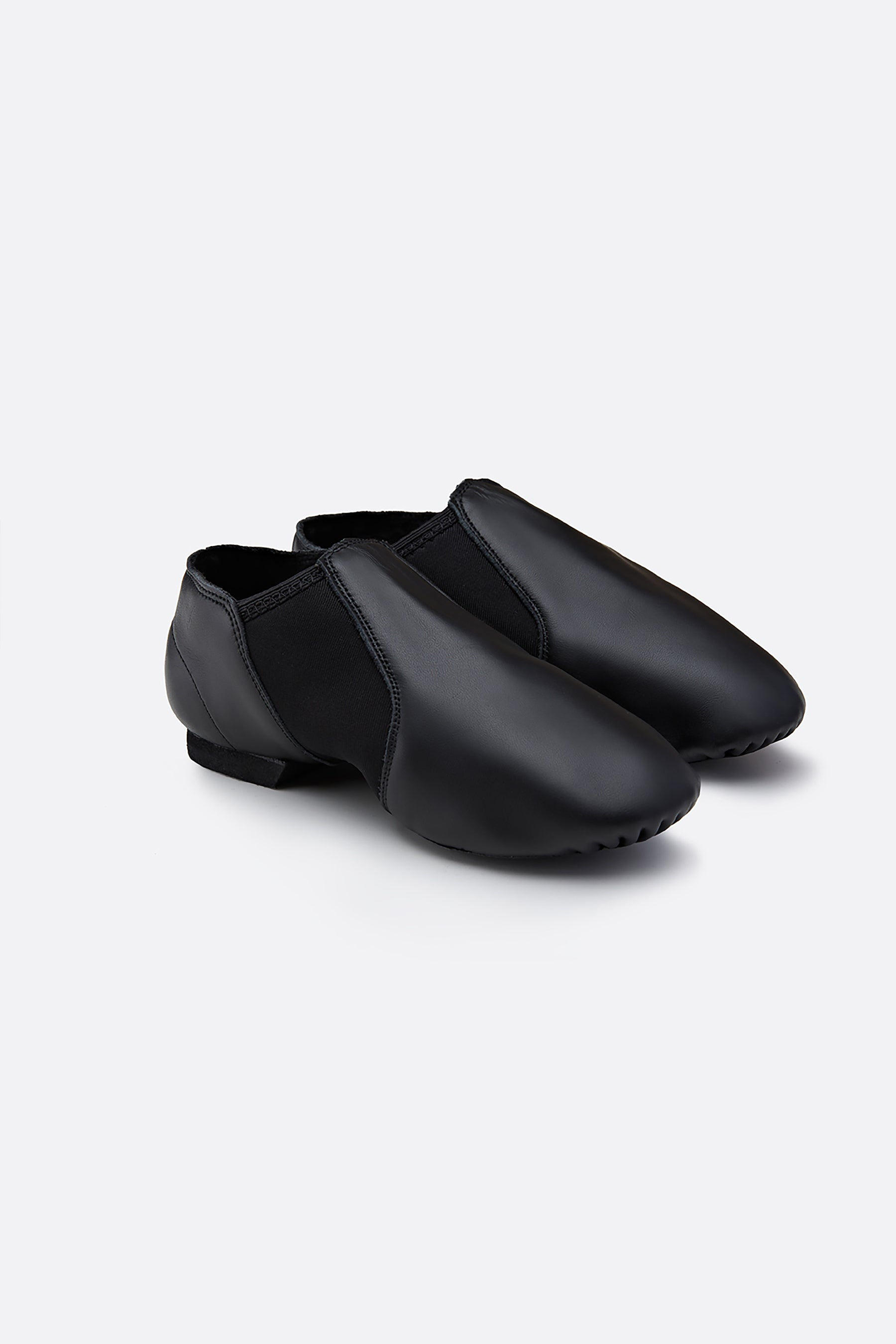 Adult's Leather Jazz Shoes