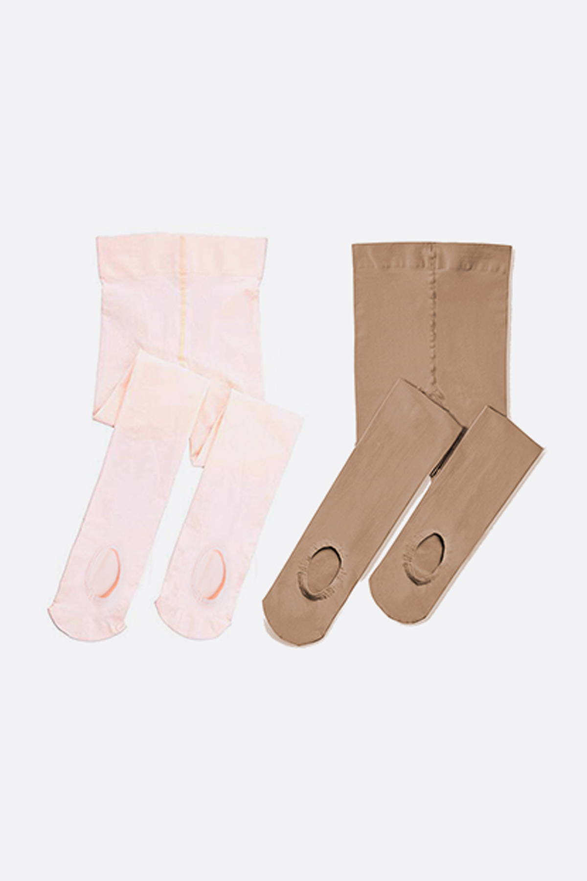 Girl's Ultra Soft Transition Tights