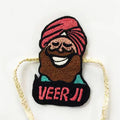 GRAPHIC COLLECTION - Veer ji  crafted by Desidramaqueen art by Desipun