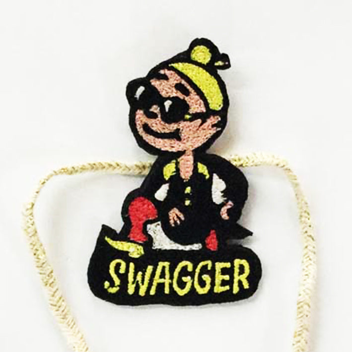 GRAPHIC COLLECTION - Swagger-  crafted by Desidramaqueen art by Desipun