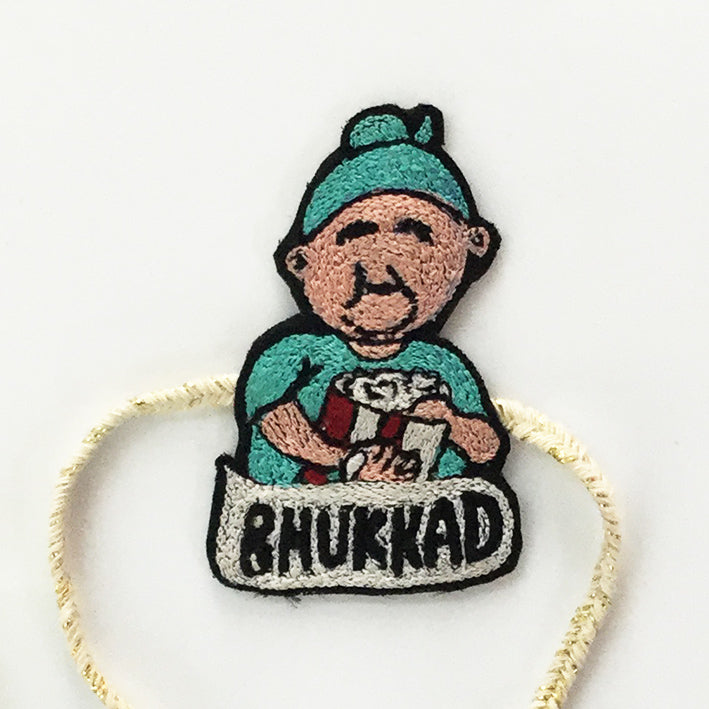 GRAPHIC COLLECTION - Bhukkad- crafted by Desidramaqueen art by Desipun