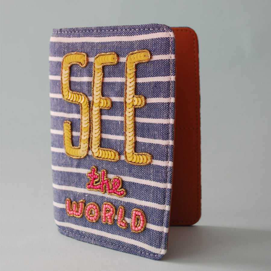 see the world passport cover