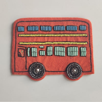 Bus fridge Magnet