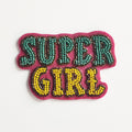 Super girl fridge magnet