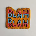 Blah Blah fridge magnets