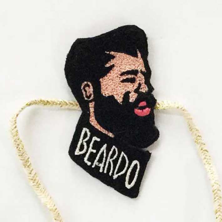GRAPHIC COLLECTION - BEARDO  crafted by Desidramaqueen art by Desipun