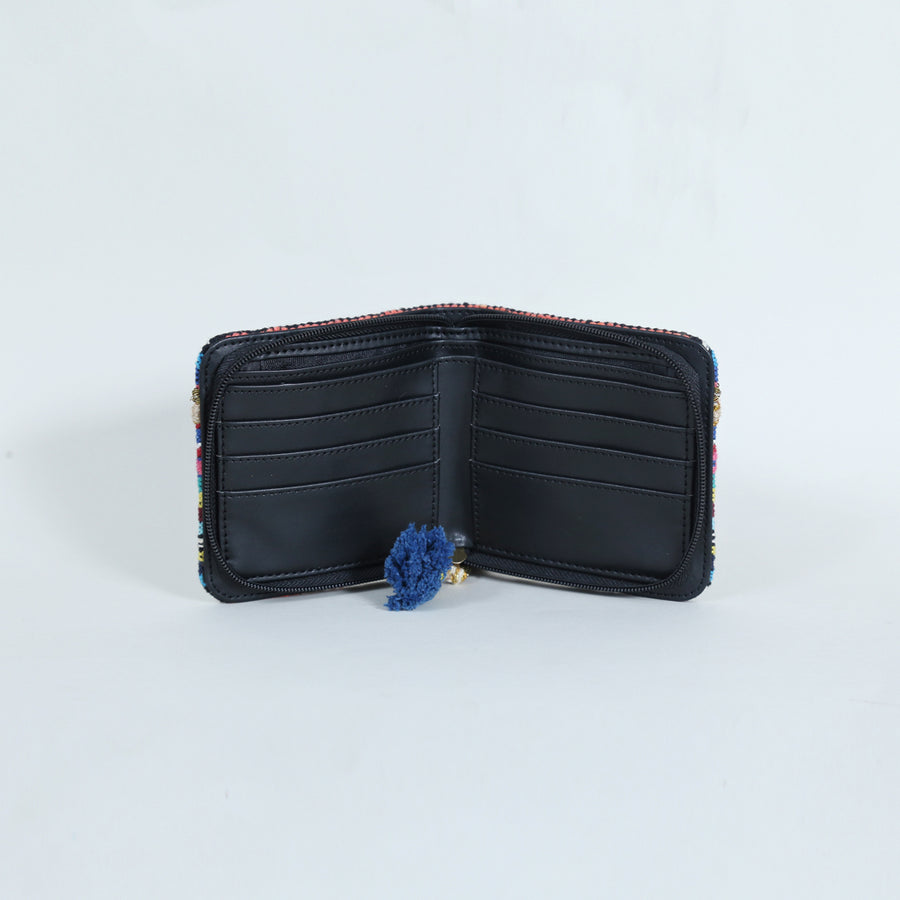 New Pocket Wallet B : Blue