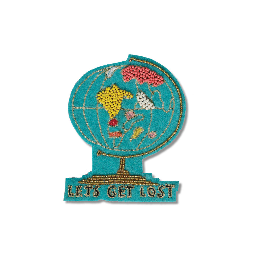 Love wandering with your favourite souls gift yourselves this wonderful embroidered magnet! gang