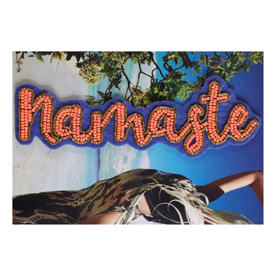 Namaste Fridge magnet