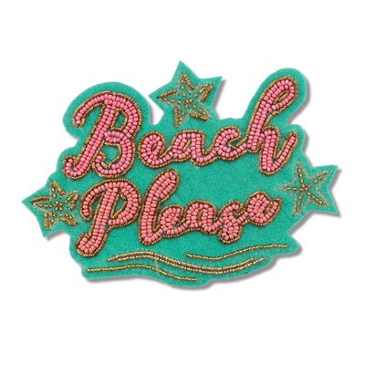 Beach Please Fridge Magnet
