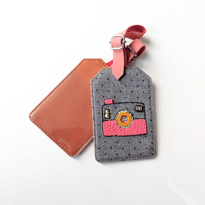 Luggage Tag- Camera