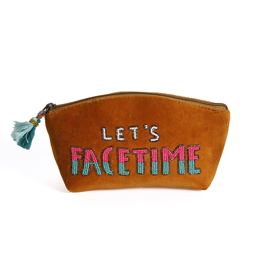 Multi purpose pouches - lets facetime