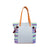 Necklace Tote: Blue