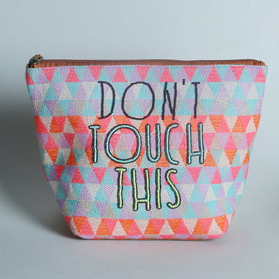 Make Up Lovers' Kit - Don't touch this