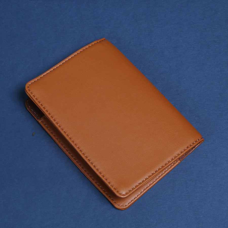 India Passport Case: Tan