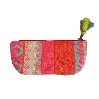 Sunglass Case-Pinkish Orange