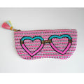Sunglass Case-Pink