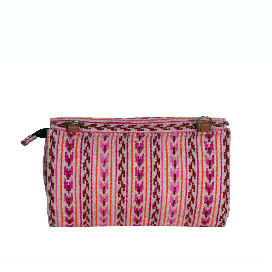Sling clutch - Pink