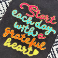 Diary- Start Each Day with A Grateful Heart