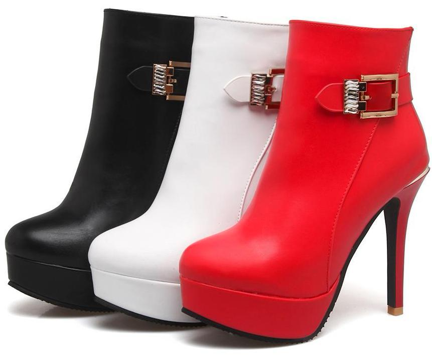 42f3c467f2c1 Ankle Boot Chicks – Thick Chick Treasures