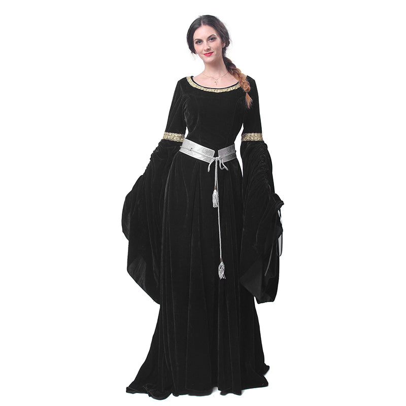 Medieval Dress with belt – Thick Chick Treasures