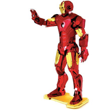 Metal Earth - Marvel Avengers Iron Man 3D Laser Cut Model